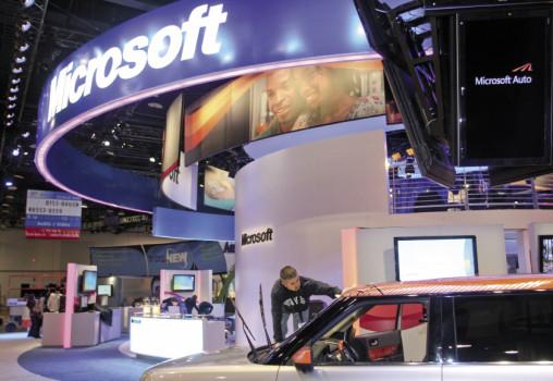 6.Microsoft-2,613 brevete