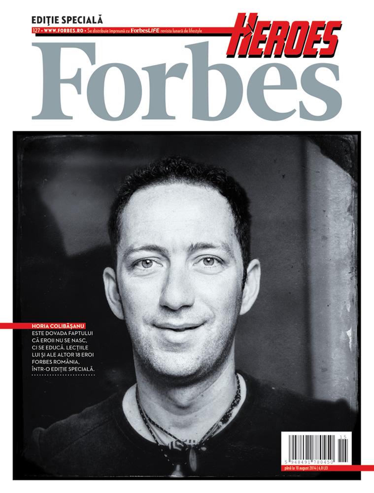Nr. 127 - Forbes Heroes