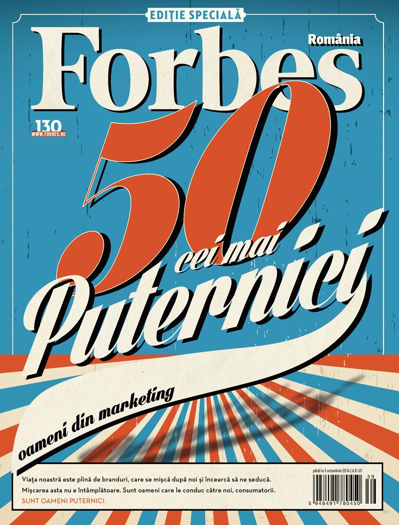 Nr. 130 - 50 cei mai puternici oameni de marketing