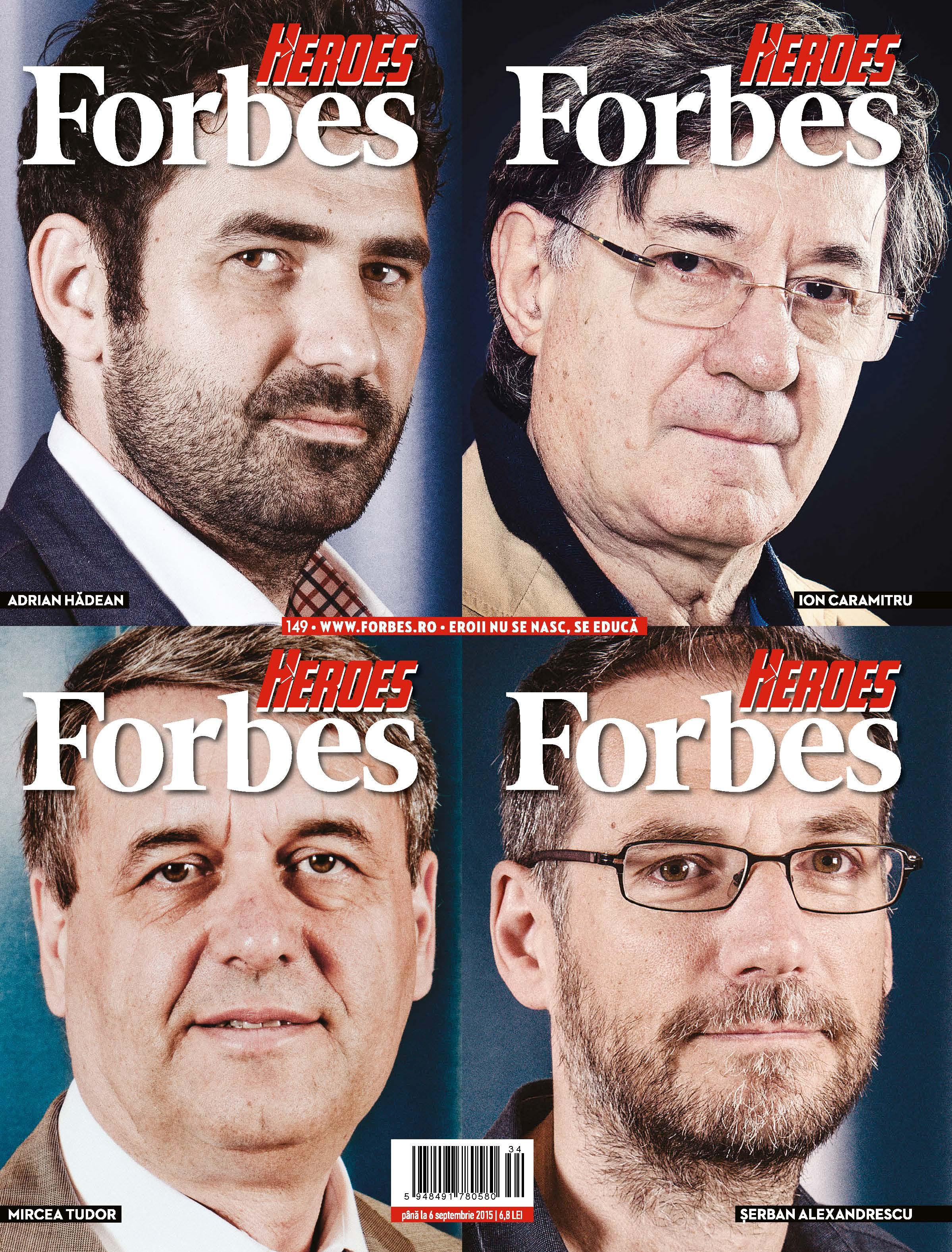 Nr. 149 - Forbes Heroes