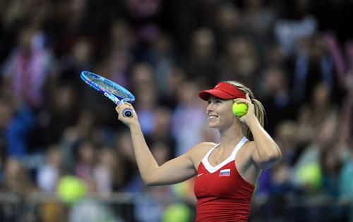 4. Maria Sharapova