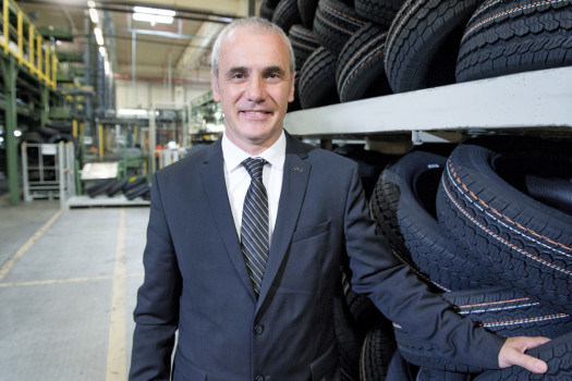 Sorin Samonid, director Continental Anvelope.