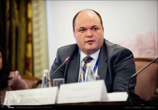 Ionut Dumitru-Chief Economist Raiffeisen Bank and Vice President AAFBR and President Fiscal Council