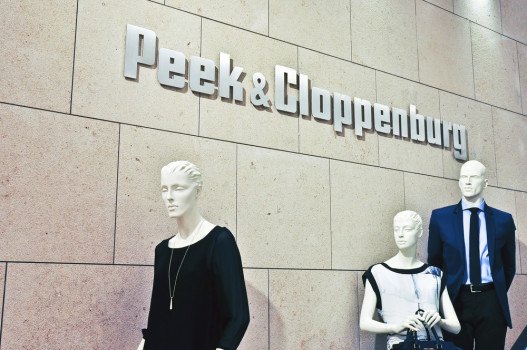 Peek & Cloppenburg shutterstock_203807950
