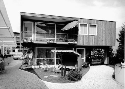 Kaufhofhaus 1960