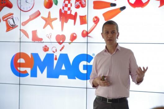 Iulian Stanciu CEO eMAG