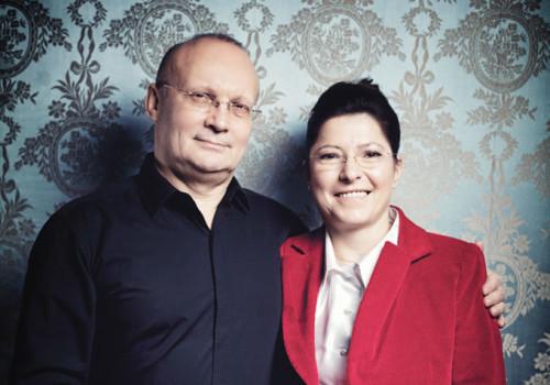 Florin şi  Măriuca Talpeș