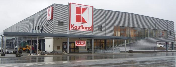 Kaufland Târgu Mureș
