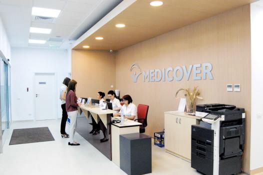 Noua clinica Medicover Pipera 2