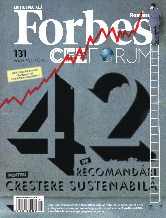 Nr. 131 - Forbes CEE Forum