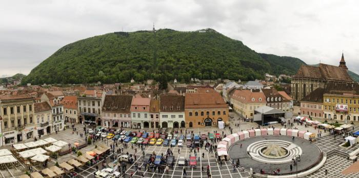 Brasov - Panorama