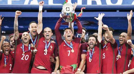 EURO 2016 Portugalia